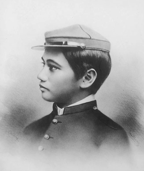 H.R.H. Prince Edward Abnel Keli'iahonui (GG Grandson of Queen Kamakahelei)